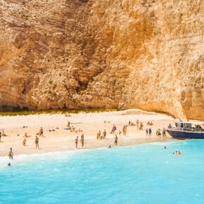 Griechenland im Sommer: 8 Tage Zakynthos im TOP 3* Hotel mit Flug nur 184€