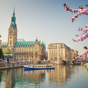Hamburg Gutschein: 3 Tage im 3* oder 4* Hotel mit Frühstück ab 60€