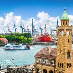 Hamburg: 4 Tage im TOP 4* Best Western Hotel mit Frühstück, Nutzung des alsterSPA & Extras nur 139€