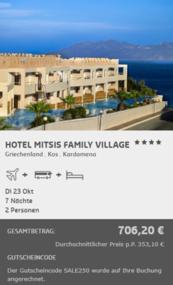 Hotel Mitsis Family Village