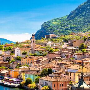 Gardasee: Flüge nach Verona ab 5€ // in den Sommerferien ab 12€