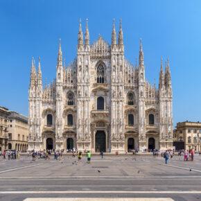 Kurztrip Italien: 3 Tage übers Wochenende nach Mailand mit TOP 4* Hotel, Frühstück & Flug nur 69€