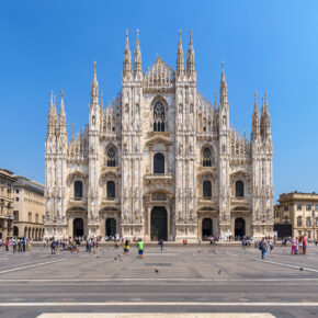 Kurztrip nach Italien: 3 Tage Mailand mit 3* Hotel & Flug nur 60€
