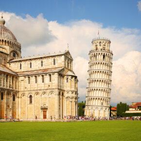 Kurztrip Pisa: 3 Tage in zentraler Unterkunft mit Frühstück & Flug nur 75€