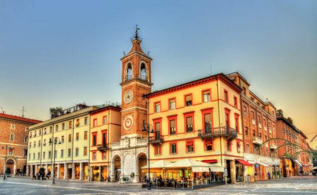 Rimini Tipps