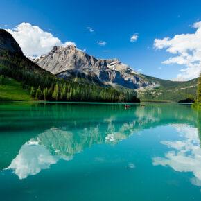 Reisen mit Camper: 15 Tage Roadtrip durch den Norden Kanadas inkl. Wohnmobil & Flug für 1.485€