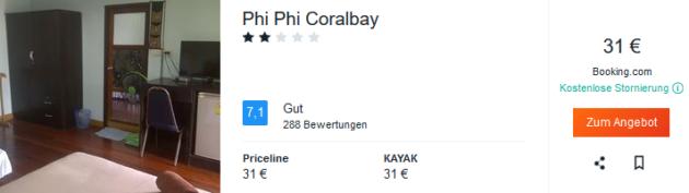 14 Tage Koh Phi Phi