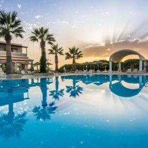 Luxus in Griechenland: 8 Tage auf der Insel Kos im 5* Hotel mit All Inclusive, Flug & Transfer nur 272€