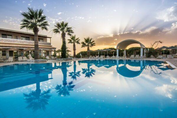 Kouros Palace Pool
