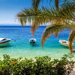 Juli & August: Flüge zu verschiedenen Destinationen in Kroatien ab 17€