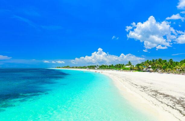 Kuba Cayo Coco Island