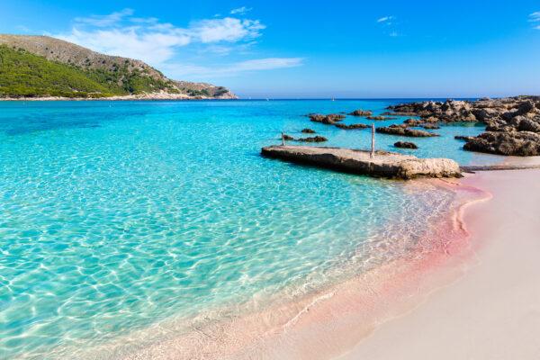 Mallorca Cala Agulla
