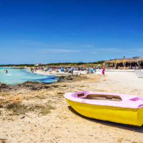 Sommerferien mit der Familie: 7 Tage Mallorca im 3.5* All Inclusive Hotel mit Flug & Transfer nur 366€