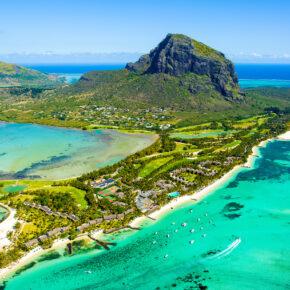 Traumurlaub auf Mauritius: 15 Tage im 3* Hotel & Flug nur 522€