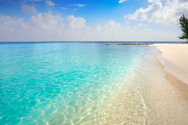 Mexiko Cozumel Playa Palancar Strand