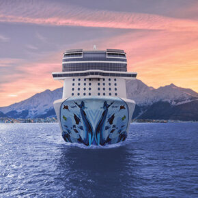 6 Tage Kreuzfahrt mit der Norwegian Bliss ab Los Angeles nach Mexiko & zurück mit VP für 683€