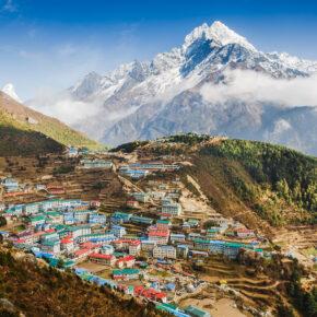 Nepal Himalaya Namche Bazar