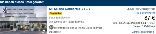 NH Milano