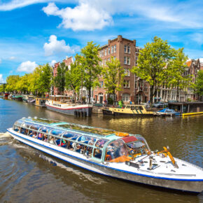 3 Tage Amsterdam mit 4* Hotel inkl. Frühstück ab 79€