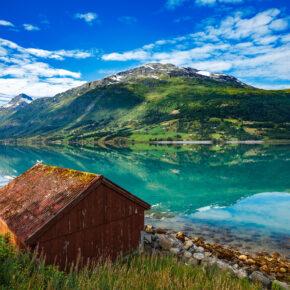 Ab in den Norden: 8 Tage Rundreise durch Norwegen mit Hotels, Frühstück & Transfers nur 699€