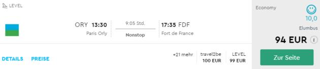 Paris nach FDF
