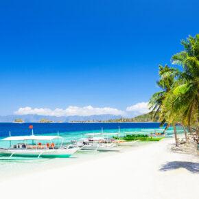 Insel Boracay auf den Philippinen:  Wiedereröffnung im Oktober?
