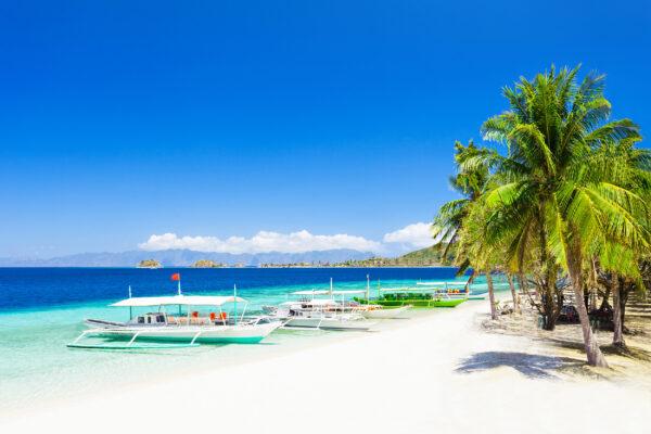 Philippinen Boracay Wiedereröffnung