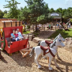 Playmobil Funpark: Eintritt & 2 Tage im 4* Hotel mit Frühstück & Sauna ab 55€