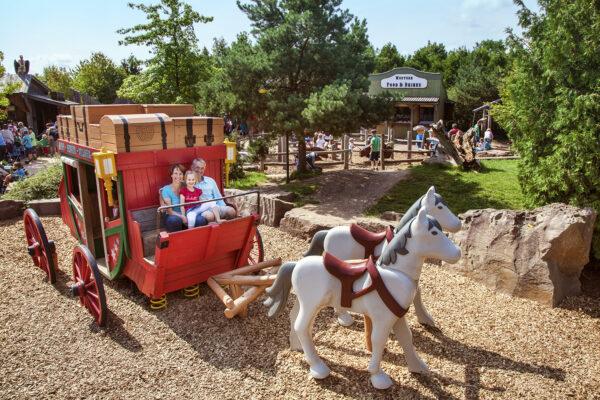 Playmobil Funpark Westernstadt