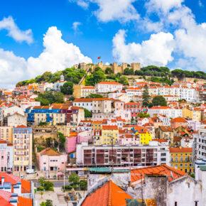 Portugal Städtetrip: 4 Tage Lissabon mit zentraler Unterkunft & Flug nur 98€
