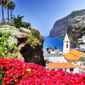 Ab auf die Insel: 7 Tage Madeira im 4* Hotel mit Frühstück, Flug & Transfer nur 171€