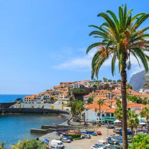 Lastminute Kracher: 7 Tage Madeira im 3* Hotel mit Flug nur 150€