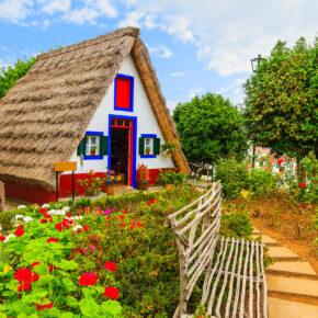 5 Tage auf Madeira im TOP 4* Hotel mit Meerblick, Frühstück, Flug & Transfer nur 173€
