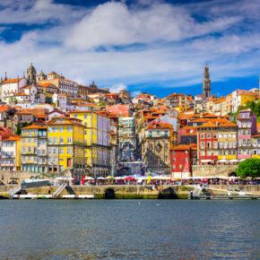 Portugal Kracher: Flüge nach Porto für nur 1€