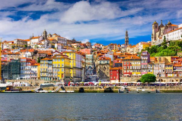 Portugal Porto Duoro Skyline