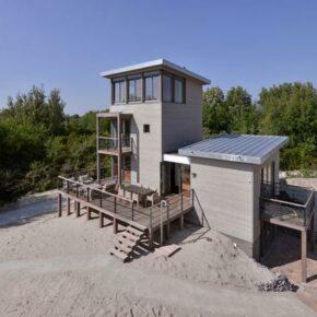 Südholland: 4 Tage in luxuriöser TOP 5* Villa am Strand nur 119€