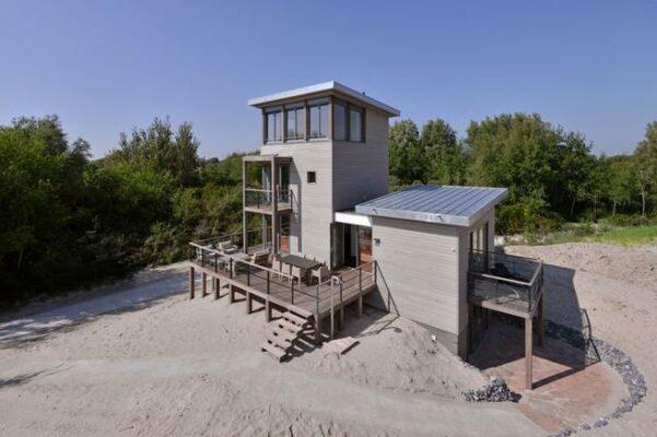 Punt West Hotel Beachresort Villa Aussen