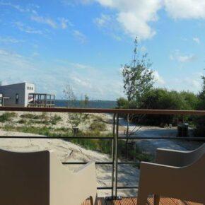 Punt West Hotel Beachresort Villa Terrasse
