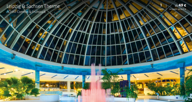 Sachsen Therme Deal