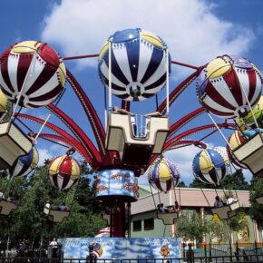 Safari Park Stukenbrock Ballons
