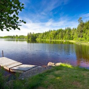 Rundreise: 10 Tage Schweden mit Hotels inkl. Frühstück, Flug & Mietwagen ab 599€