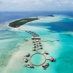 Once in a lifetime: 7 Tage Luxus im exzellenten 6* Resort auf den Malediven
