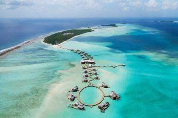 Once in a lifetime: 8 Tage Luxus im exzellenten 6* Resort auf den Malediven