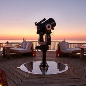 Soneva Jani Stargazing width=