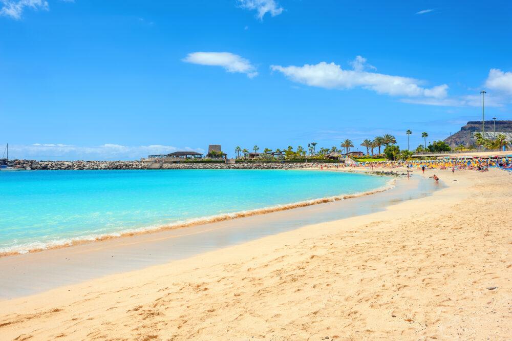 Gran canaria 7 tage im top 4 hotel mit fr hst ck flug for Designhotel am strand