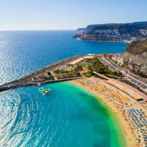 Familien-Deal in den Herbstferien: 5 Tage Gran Canaria im 3* Hotel mit All Inclusive, Flug & Transfer nur 479€