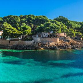 Mallorca: 7 Tage im guten 3.5* Hotel mit All Inclusive, Flug, Transfer & Zug nur 304€