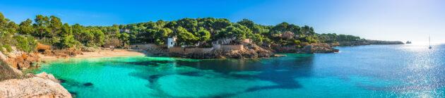 Spanien Mallorca Cala Ratjada Cala Gat