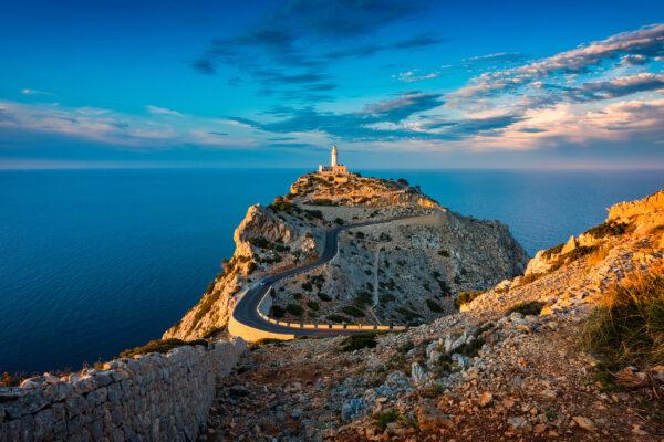 Spanien Mallorca Cap De Formentor