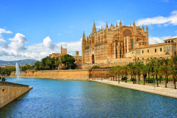 Spanien Mallorca Palma Kathedrale